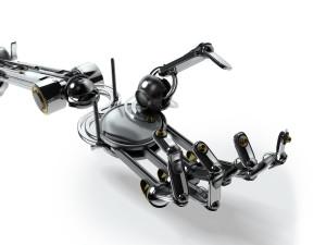 robot mendicit
